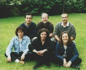 Foto equipo Toprural 2001