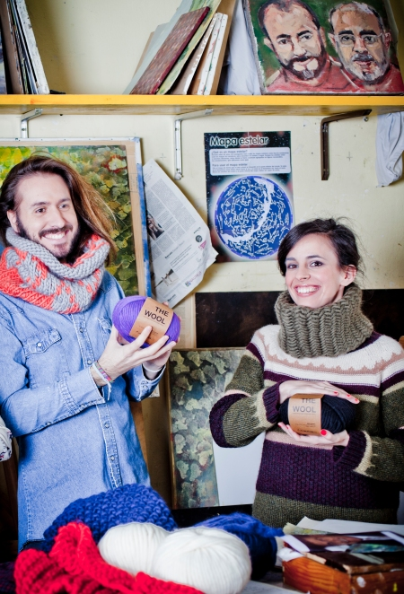 pepita y alberto we are knitters 2013
