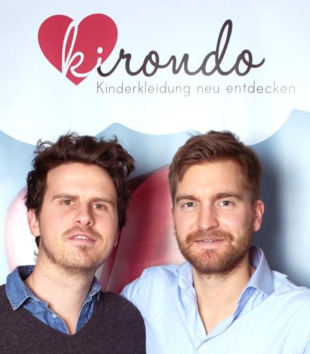 Los fundadores de Kirondo: Chris & Hendrik